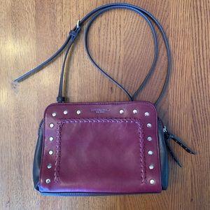 TIGNANELLO Vintage Leather Mojave Crossbody Bag!!